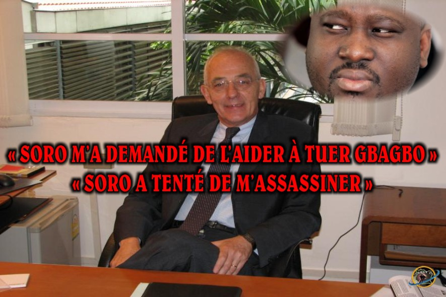 ouattara refuse de rencontrer zuma